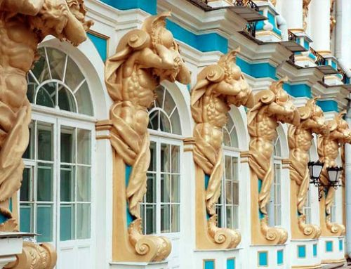 Античные мотивы в архитектуре Петербурга