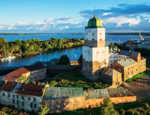 Средневековый Выборг. Город трёх культур