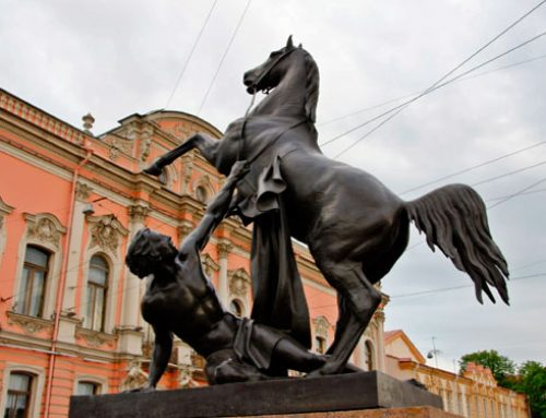В поисках бронзовых коней