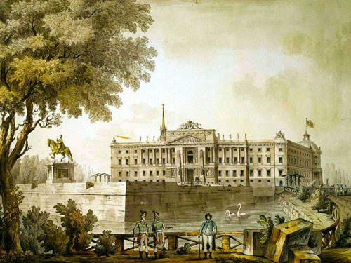 Замок русского Гамлета – исторический квест