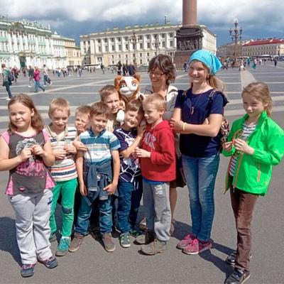 Экскурсии для детей в Санкт-Петербурге